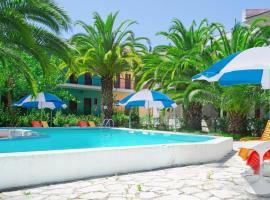 Sunshine Inn Hotel, Лигия