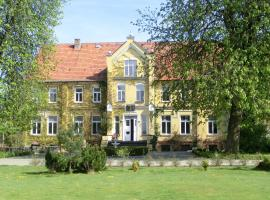 Hotel Domäne Neu Gaarz, Neu Gaarz (Sommerstorf yakınında)