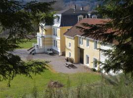 Aux Alpagas De Hielle, Rupt-sur-Moselle (рядом с городом Жирмон-Валь-д'Ажоль)