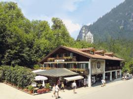 Hotel Alpenstuben, Hohenschwangau