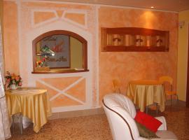 Hotel Rosso Di Sera, Pietramelara (Latina yakınında)