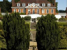 Mercure London North Watford Hunton Park