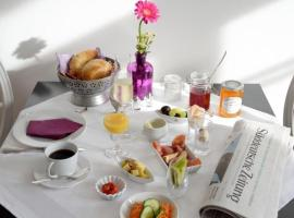 Alte Apotheke Bed & Breakfast