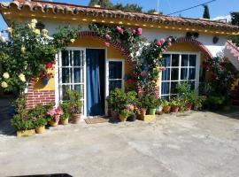 Refugio Villa Isabel, Córdoba (Las Jaras yakınında)