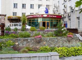 Hotel Tourist, Barnaul