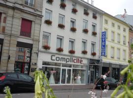 Azur Hotel, Эпиналь (рядом с городом Sanchey)