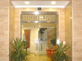 Hotel Tio Felipe, Carboneras