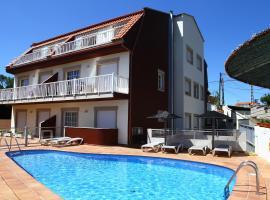 Apartamentos Coral Do Mar I, Portonovo (Paxarinas yakınında)
