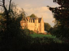 Château du Deffay, Pontchâteau (рядом с городом Balasson)