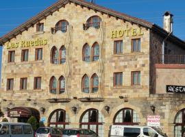 Hotel Las Ruedas, Laredo (Nates yakınında)