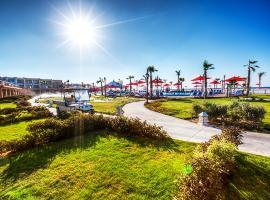 Porto Matrouh Beach Resort, Marsa Matruh (Zāwiyat Umm ar Rakham yakınında)