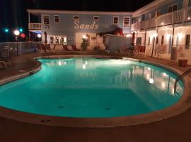 Sands Motel, Fenwick Island