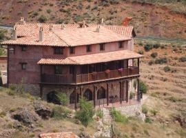 La Posada De Santa Ana, Трамакастилья (рядом с городом Торрес-де-Альбаррасин)