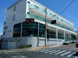 Auxerre Flats e Hotel, São José do Rio Pardo (Mococa yakınında)