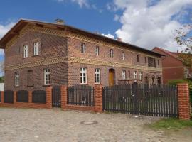 """Nitschke """"Zum Nusshof"""", Ahrensfelde (nära Hönow)"""