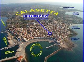 Hotel Fjby, Калазетта