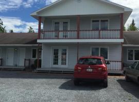 Grove Motel, Saint George (Blacks Harbour yakınında)