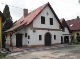 Vinný sklípek U Nováků, Vrbovec (Dyjákovičky yakınında)