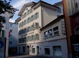 Hotel Restaurant Goldener Schlüssel, Altdorf (Erstfeld yakınında)
