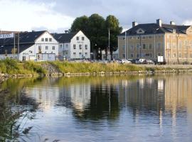 Hotell Blå Blom, Gustavsberg