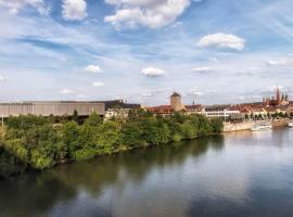 Die 10 besten hotels in w rzburg bayern g nstige for Hotel wurzburg zentrum