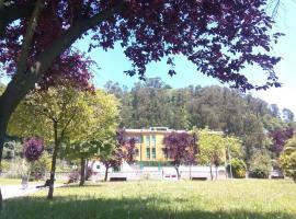 Albergue El Floran, Blimea (рядом с городом Sotrondio)