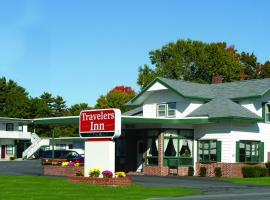 Travelers Inn, Brunswick (in de buurt van Topsham)