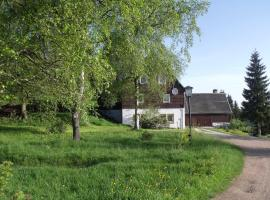 Pension Haus Pentacon, Kurort Altenberg (Schönfeld yakınında)
