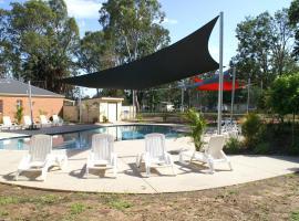 Cohuna Waterfront Holiday Park, Cohuna (Barham yakınında)