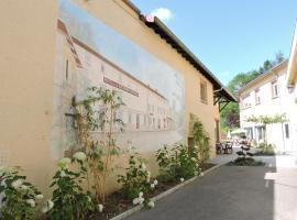 Auberge de la Brévenne, Bessenay (рядом с городом Montrottier)