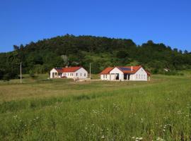 Bánvölgye Guest House, Bánhorváti (рядом с городом Dédestapolcsány)