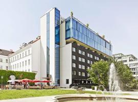 25hours Hotel beim MuseumsQuartier, Βιέννη