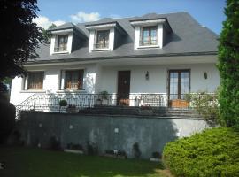 Chambres d'Hôtes La Plantade, La Barthe-de-Neste (рядом с городом Labastide)