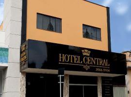 Hotel Central, Pôrto Ferreira (Near Pirassununga)