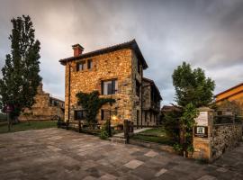 Centro de Turismo Rural La Coruja del Ebro, Valderredible (La Rad yakınında)