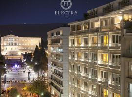 Electra Hotel Athens, Aþena