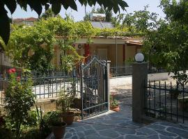 Maria Tseliou Rooms, AgiaKampos