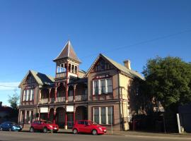 Arthouse Hostel, Launceston (Newnham yakınında)