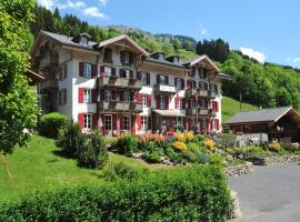 Boutique Hotel du Pillon, Les Diablerets