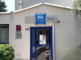 Ibis Budget Marseille Est Saint-Menet La Valentine, Марсель (рядом с городом Éoures)