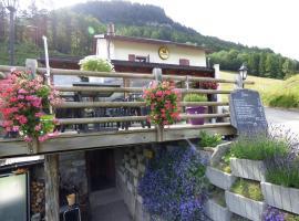 Auberge de l'Armailli, Mex (Lavey-les-Bains yakınında)