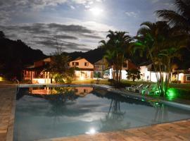 Aconchegos Ile de France, Penedo (Barro Branco yakınında)
