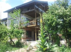 Danchovata Kashta, Kamen Bryag (Tyulenovo yakınında)