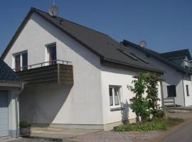 Ferienwohnung Sonnenhang, Wiltingen (Oberemmel yakınında)