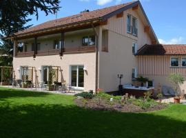 Pension Hochberg, Scheidegg