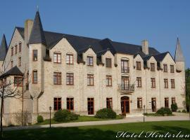 Hotel Hinterland, Alveringem (Leisele yakınında)
