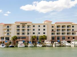 Courtyard by Marriott St. Petersburg Clearwater/Madeira Beach, Сант Пит Бич