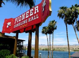 Pioneer Hotel and Gambling Hall, Laughlin (Near Mojave City)