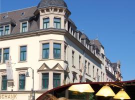 Hotel Kaiserhof, Radeberg (Lichtenberg yakınında)