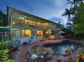 Lilybank Guest House, Cairns (Caravonica yakınında)